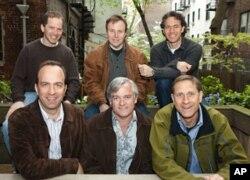 Council of Dads portrait