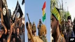 Shiite, Kurd, isis