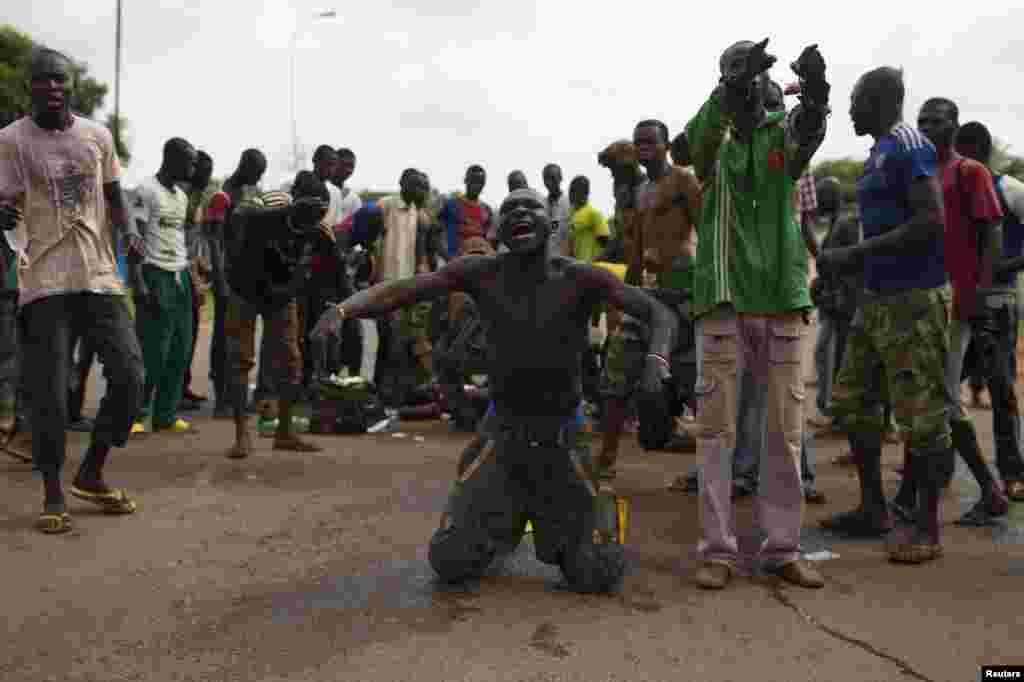 تشدد کے واقعات کے باعث وسطی افریقہ جمہوریہ کی تقریباً ایک چوتھائی آبادی اپنا گھر بار چھوڑنے پر مجبور ہوئی۔