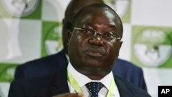 Christopher Msando, yagandaguwe. Yar'Umuyobozi w'igisata kijejwe ubuhinga bwa none m'umurwi w'amatora, mu gihugu ca Kenya.