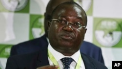 Christopher Msando, an official crucial to running Kenya's presidential election next week, has been found tortured and killed, the electoral commission chairman says, July 31, 2017.
