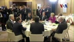 Lãnh đạo G7 bàn về Nga, Ukraine trong ngày thảo luận thứ nhì