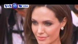 Angelina Jolie làm phẫu thuật loại bỏ toàn bộ ngực