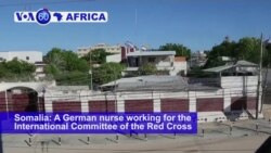 VOA60 Africa - Red Cross Nurse Abducted in Somali Capital
