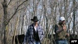 Darel Stivenson, američki kauboj i rančer, pomaže Rusiji da obnovi svoj stočni fond.