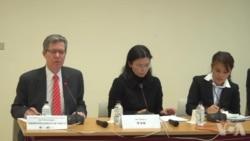 美国宗教大使会见李明哲妻子并呼吁中国政府放人