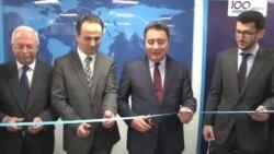 Anadolu Ajansı Washington'da Yeni Ofisinde