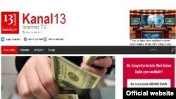 Kanal 13 Azərbaycanda azsaylı müstəqil media portallarından biri idi.