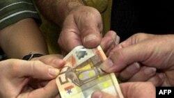 Банкнота 50 евро