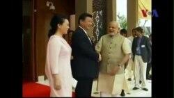 Chủ tịch Trung Quốc chính thức thăm Ấn Độ
