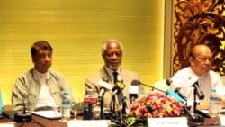 ရခိုင္အၾကမ္းဖက္မႈအေျခအေန Kofi Annan စိုးရိမ္