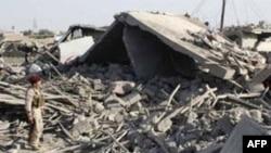 Mosul şəhərində yolkənarı bomba partlayışı səbəbi ilə 9 İraq əsgəri həlak olub