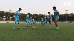 آماده گی تیم طوفان هریرود برای حضور در لیگ برتر