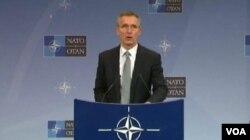 JENS STOLTENBERG, NATO SECRETARY-GENERAL