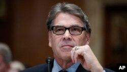 Рик Перри, министр энергетики США