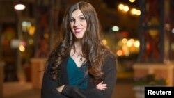 """Danica Roem, de 33 años, derrotó al delegado republicano Bob Marshall, quien se había declarado """"el jefe homófobo"""" del estado."""