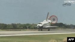 Discovery Son Uzay Yolculuğunu Tamamladı