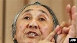 Bà Kadeer nói rằng phong trào nổi dậy ở Ai Cập và các nơi khác đã đem lại niềm hy vọng mới về tự do cho người Uighur
