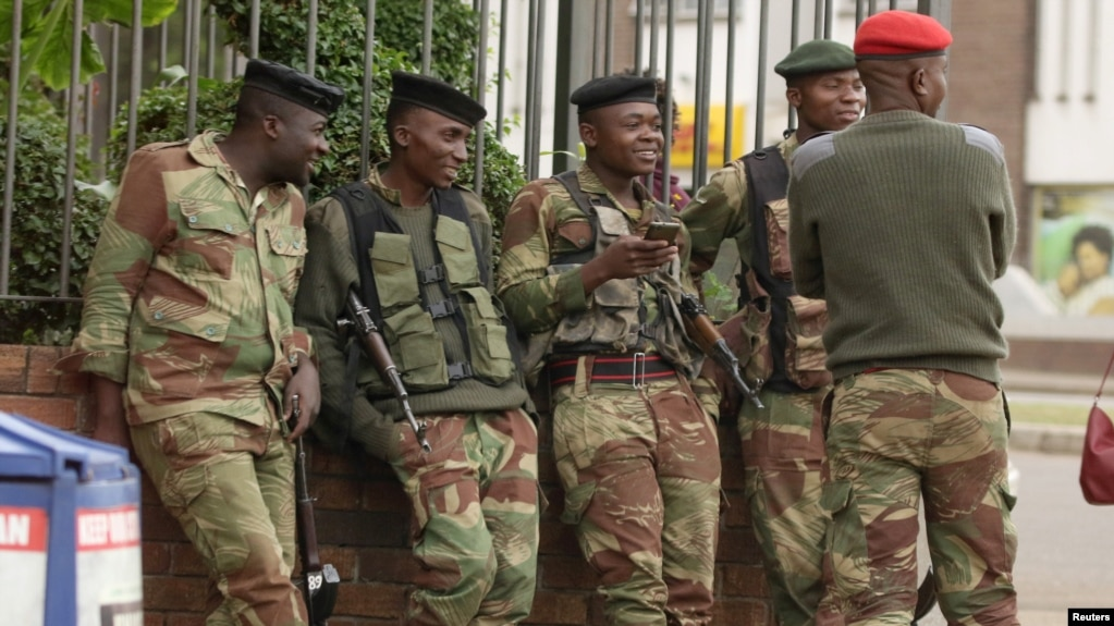 Survey: Zimbabweans Trust National Army, Reject Military Rule
