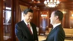 中共新领导层借强势外交巩固地位