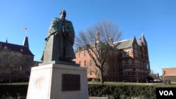 Gallaudet University di Washington DC. (Foto: VOA)