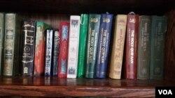 د اسلام برګ کلي کتابتون.