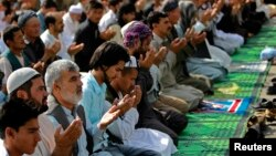 Afg'on masjidlarida