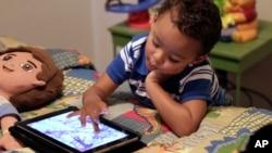 Parenting iPhones Toddlers