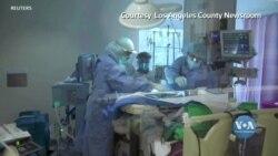 Каліфорнія на межі кризи через ситуацію з коронавірусом. Відео