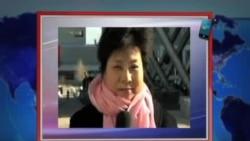 VOA连线: 台湾民众自由广场上举行六四纪念活动