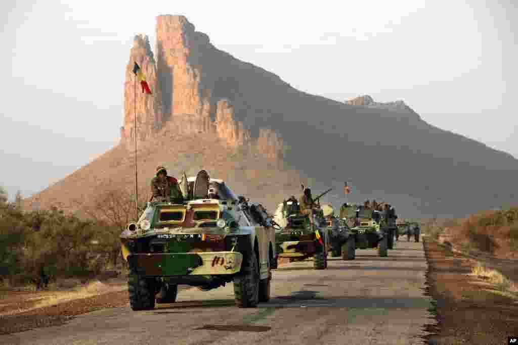 У Малі перебувають близько 4 тисяч французьких військових.
