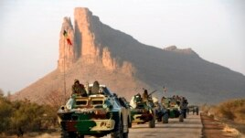 Konvoj trupa Malija