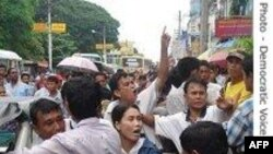Mỹ hy vọng Ấn Độ nêu rõ thông điệp nhân quyền với Miến Điện