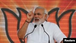 Tân Thủ tướng Ấn Độ Narendra Modi