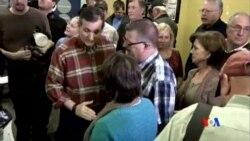 2015-12-15 美國之音視頻新聞: 共和黨總統候選人迎戰第五次辯論