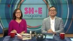 TV SHOW Perempuan SH+E Magazine: Komik Superhero 'Cipta' & Tukang Nasgor YouTuber (1)