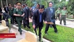 Vì sao TT Campuchia Hun Sen tới Đồng Nai?