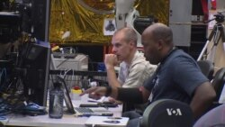 NASA Interns Explore Space Careers