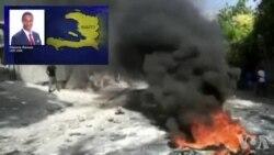 Reyaksyon Clarens Renois (UNIR) sou Kriz Politik la ann Ayiti