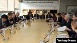 3일 서울 아산정책연구원에서 '아산-비세그라드 그룹 공동 워크숍'이 열렸다.