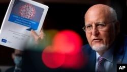 Robert Redfield, Direktur Pusat Pengendalian dan Pencegahan Penyakit AS (CDC)