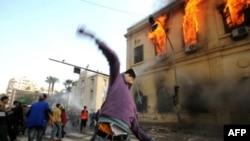 Волнения в Каире