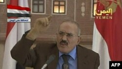 Presidenti i Jemenit thotë se është i gatshëm të dorëzojë pushtetin