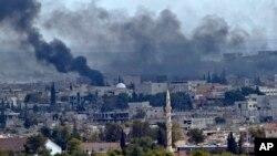Diễn tiến cuộc chiến giành Kobani