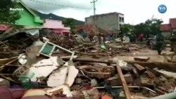 Endonezya'da Tsunami Felaketi