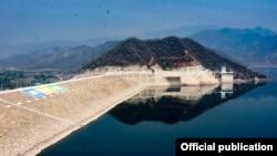 Myanmar Dam - Myogyi Dam (MOI website)