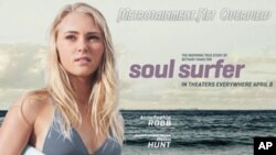 """Film tjedna: """"Soul Surfer"""""""