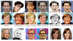 Quiz - AI for Fun: Machine Learning Makes Caricature Faces