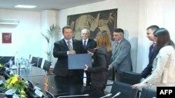 Serbi-Maqedoni: Bashkëpunim për kontrollin e tifozëve