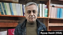 Endamê Desteya Birêvebirina Merkezî (MYK) ya HDP Dogan Erbaş